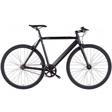 6KU - Track Black - Fixie / Singlespeed