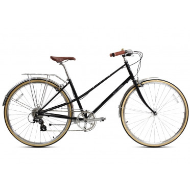 BLB - Lola Black 8 Speed - City Bike