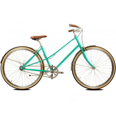 Lady Cleo Emerald - Fixie / Singlespeed