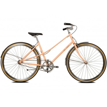 Lady Cleo Peach -  Fixie / Singlespeed