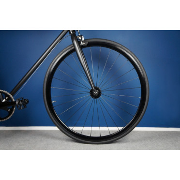 Beastybike - B30 Black - Spoke wheel