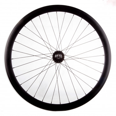 BeastyBike - B40 Black - Spoke wheel