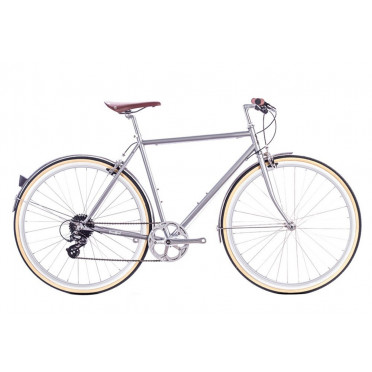6KU - Brandford 8 Speed - City Bike
