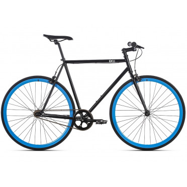 6KU - Shelby4 - Fixie / Singlespeed