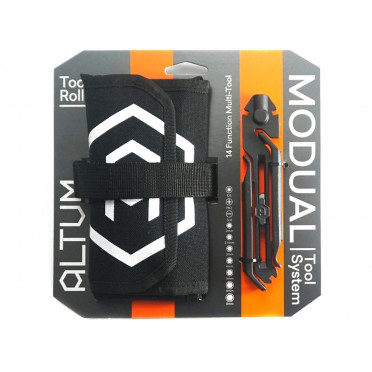 Altum - Multi Tool + Saddle bag