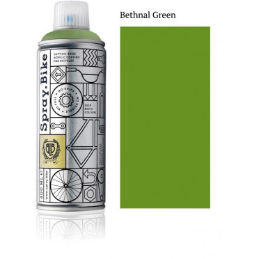 Peinture pour vélo Spray.Bike BLB LONDON Collectio