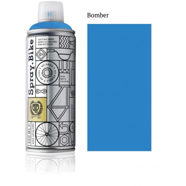 Peinture pour vélo Spray.Bike POP Collection - 400ml