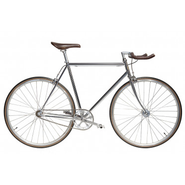 Jitensha - Chrome - Singlespeed