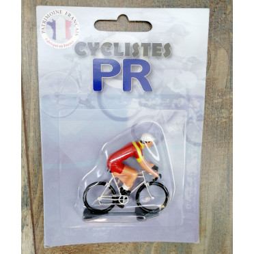 Roger Cyclist figurines - Champion of Spain