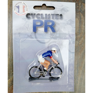 Roger Cyclist figurines - FDJ Team