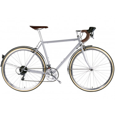 6KU HIGHLAND GREY 16SPD City Bike