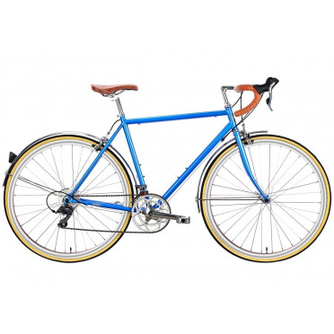 6KU WINDSOR BLUE 16SPD City Bike