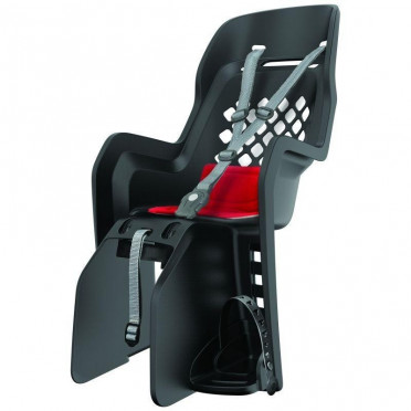 Baby carrier Boodie POLISPORT Red luggage rack
