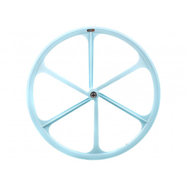 6 Spoke Wheel Sky Blue