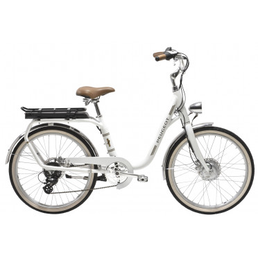 Eletric Bike Peugeot eLC01 e-LEGEND - White