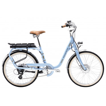 Eletric Bike Peugeot eLC01 e-LEGEND - Vintage Blue