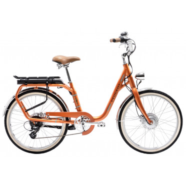 Eletric Bike Peugeot eLC01 e-LEGEND - Orange