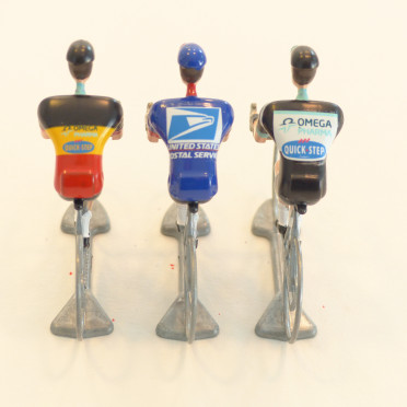 Cyclist Figurine - Tom Boonen