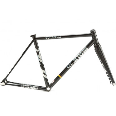 Cinelli - Vigorelli Night Black - Frameset