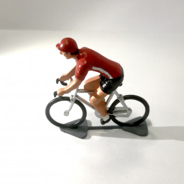 Roger - Cyclist figurine - Champion of Denmark