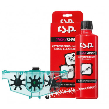 RSP Jacky Chain bike cleaning kit