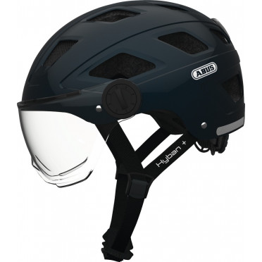 ABUS - Hyban Plus clear visor - Bike Helmet