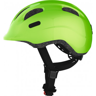 ABUS - Smiley 2.0 Sparpkling Green - Kids Bike Helmet