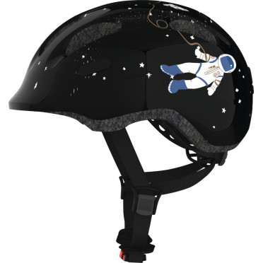 ABUS - Smiley 2.0 Black Space - Kids Bike Helmet