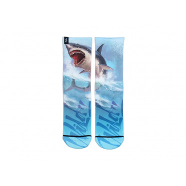 PACIFIC & CO - Shark - Cycling Socks