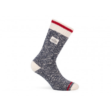 PACIFIC & CO - Montblanc (Blue) - Cycling Socks