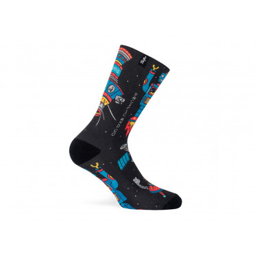 PACIFIC & CO - Cosmic - Cycling Socks