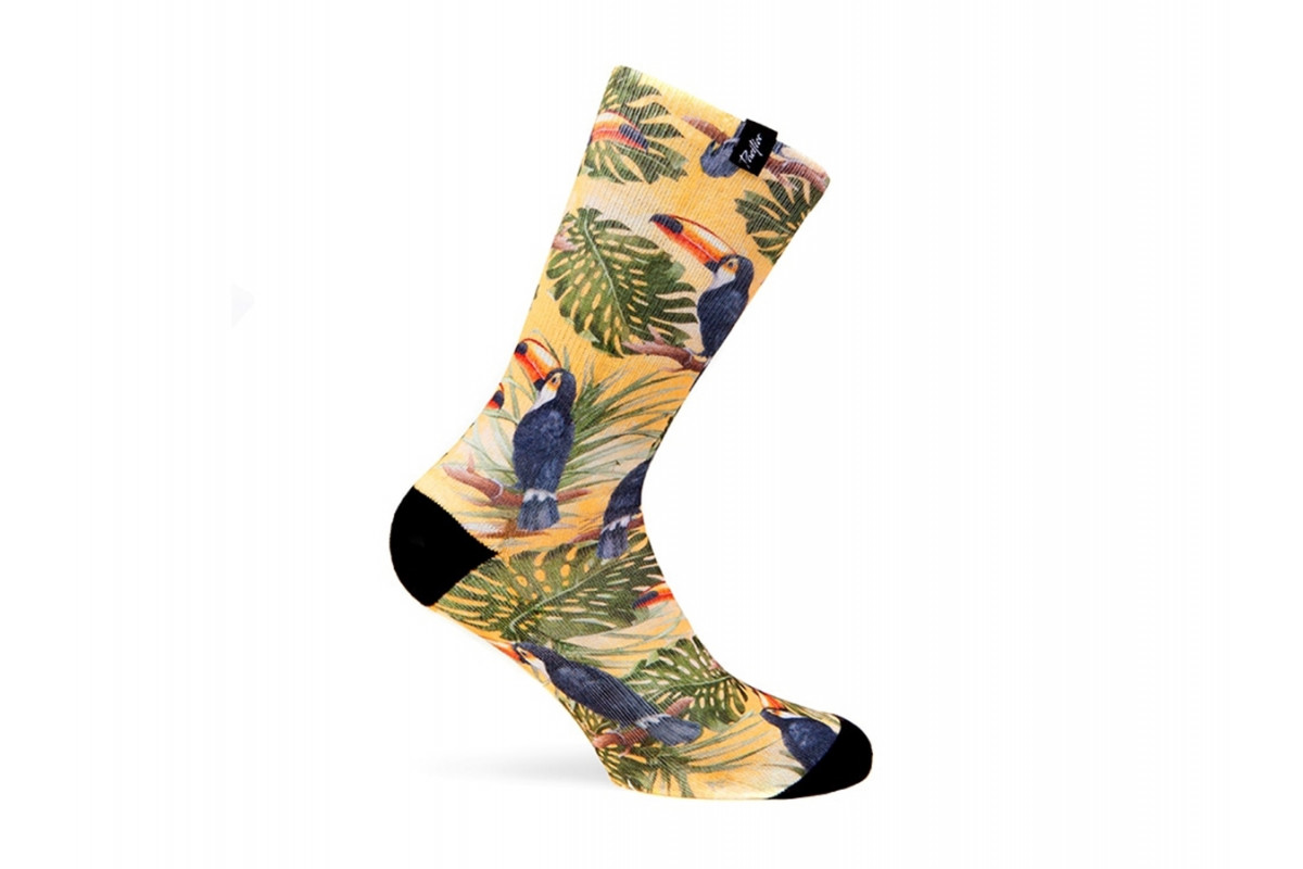 PACIFIC & CO - Tropic - Cycling Socks