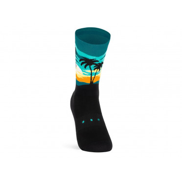 PACIFIC & CO - Sunrise - Cycling Socks