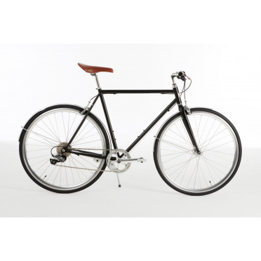 IN FINE - Asphalt Black - City Bike