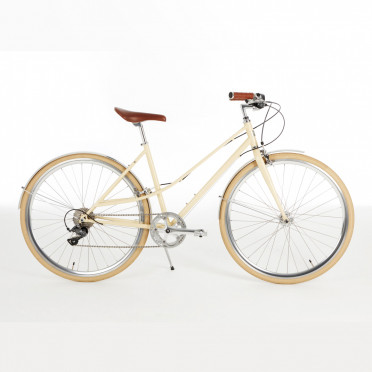 IN FINE - Flaneuse Cream - City Bike