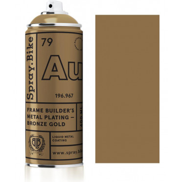Spray.Bike - Frame Builder's Metal Plating - 400 mL