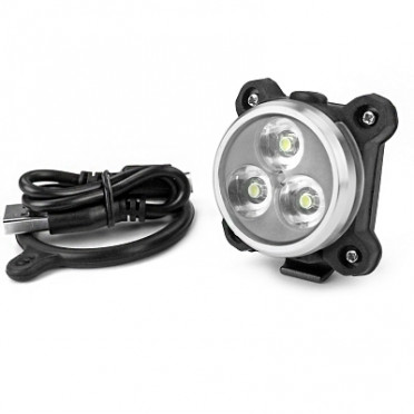 WTP - Disco 3 Rechargeable LED Front Light