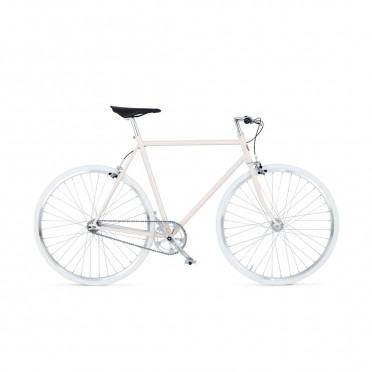 BIKEID - Diamond 1 - Beige - Fixed Gear Bike