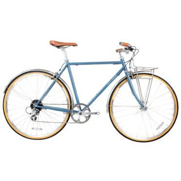 BLB - Beettle 8SPD - Moss Blue - Town Bike