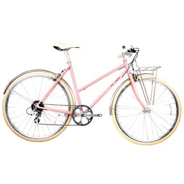 BLB - Butterfly 8SPD - Dusty Pink - Town Bike