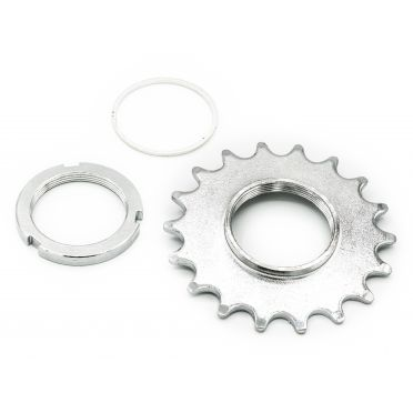 Fixed Gear - Eco Sprocket 18T and Lock Ring Pack
