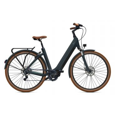 O2Feel - iSwan N5e Di2 2020 - Electric Bike