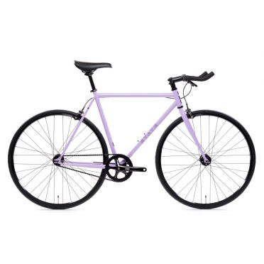 State Bicycle - Perplexing Purple - 4130 - Fixed Gear Bike