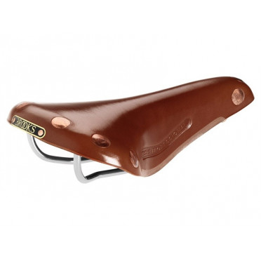 Brooks - Team Pro Chrome - Saddle