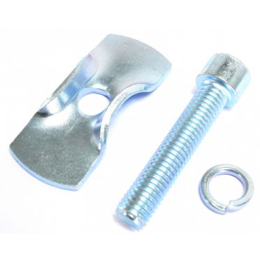 P&A - Steel Plate and screw for Bike Side Stand