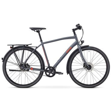 Breezer - Beltway 8+ - step-over - Belt Driven Bike