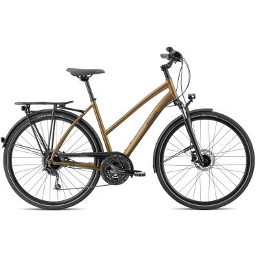 Breezer - Liberty S1.3+ step-through - 2021 - All Terrain Bike