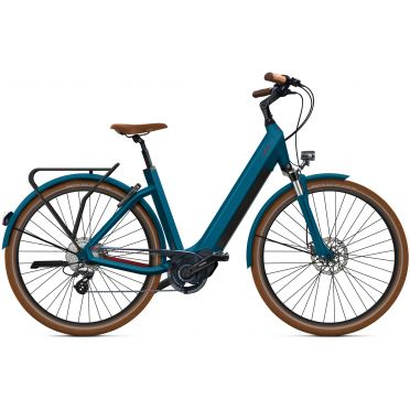 O2Feel - iSwan City Up 5.1 - 2021 - Electric Bike
