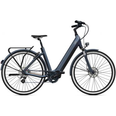O2Feel - iSwan City Boost 6.1 - 2021 - Electric Bike