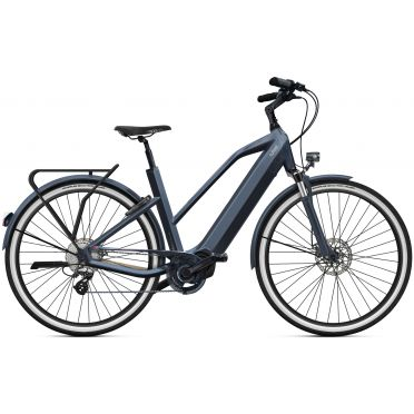O2Feel - iSwan Urban Boost 6.1 - 2021 - Electric Bike